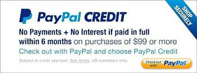 PayPal Credit Image